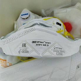 Маска защитная 3М™ 9101 VFLEX, FFP1