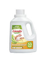 """Органический жидкий стиральный порошок-концентрат Friendly organic """"Магнолия"""" 1,57 литров (53 стирки)"""