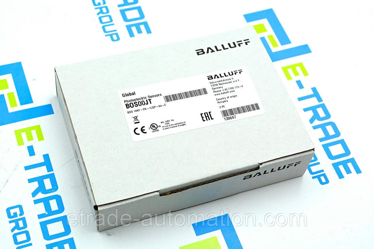 Датчик BALLUFF BOS 18KF-PA-1LQP-S4-C
