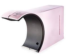 Elefoam диспенсер для пенящегося мыла с поддоном (белый, розовый) Saraya