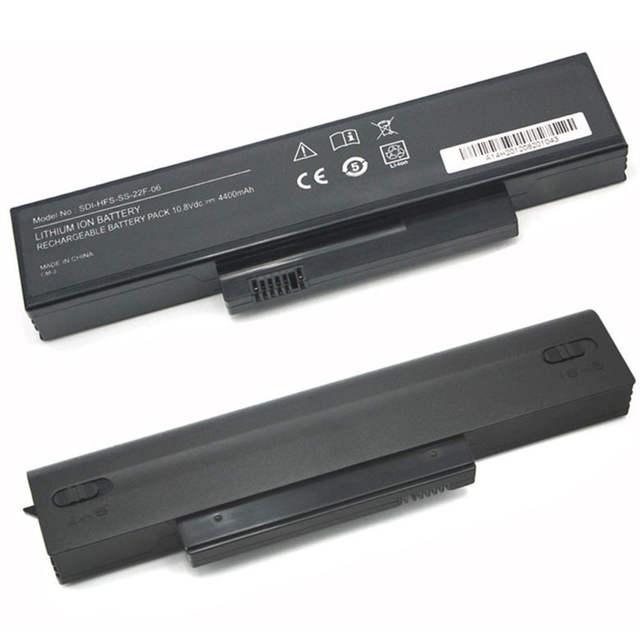 Аккумуляторная батарея Fujitsu SDI-HFS-SS-22F-06 Esprimo Mobile V5515 | V5535 (11.1V 4400mAh)