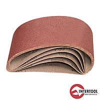 Intertool BT-0310 Лента шлифовальная 75х457 Р 100, 10 шт