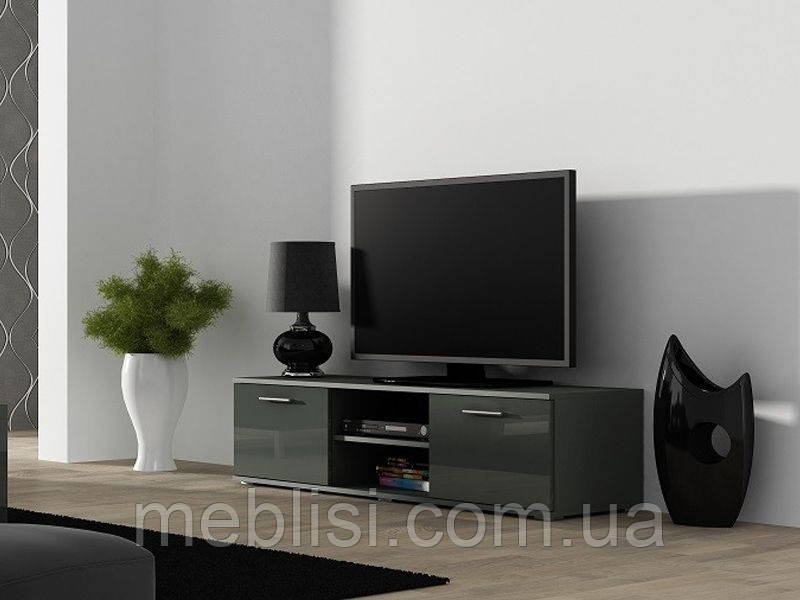 ТВ тумба Soho S-4 140 (сірий) (CAMA)