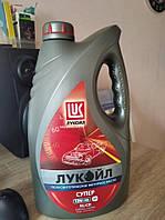 Масло ЛУКОЙЛ-СУПЕР 10W40 4л (полусинтетика)