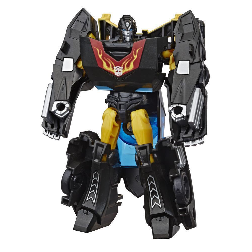 Transformers Кибервселенная: фигурка 14 см Хот Род, E7086