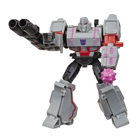 Transformers Кибервселенная: фигурка 14 см Воин Мегатрон, E7087