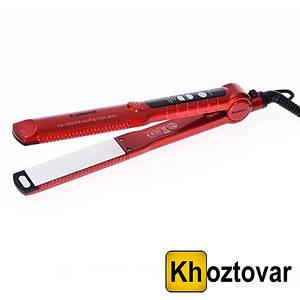 Утюжок для выпрямления волос Shinon Ion Straight & Curl Iron