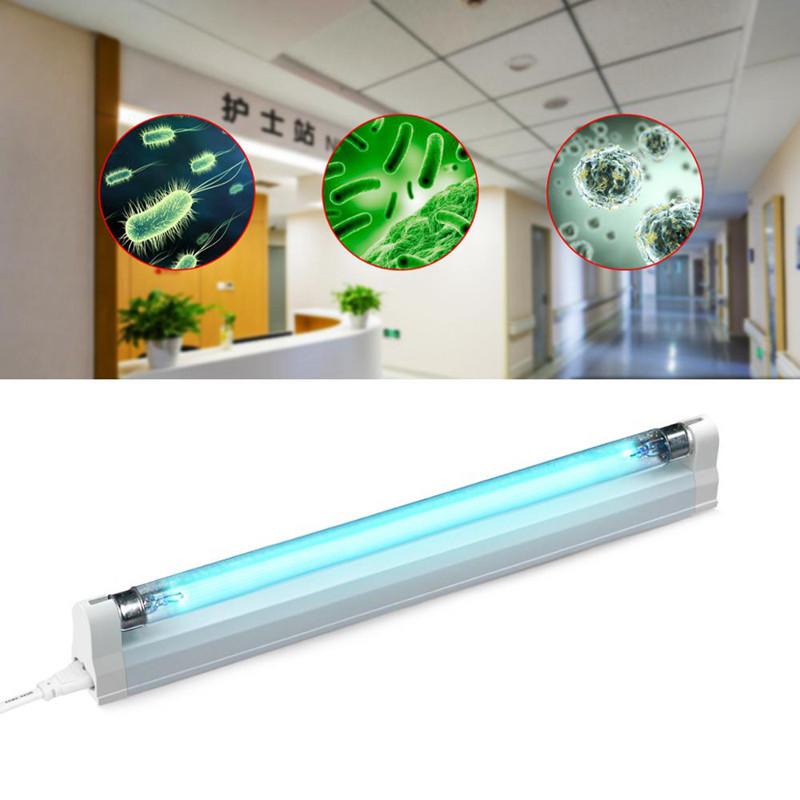 8w Бактерицидная ультрафиолетовая кварцевая лампа - озон , 8w