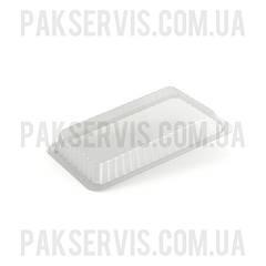 Крышка ПЭТ для контейнера SP64L 100шт. 1/12