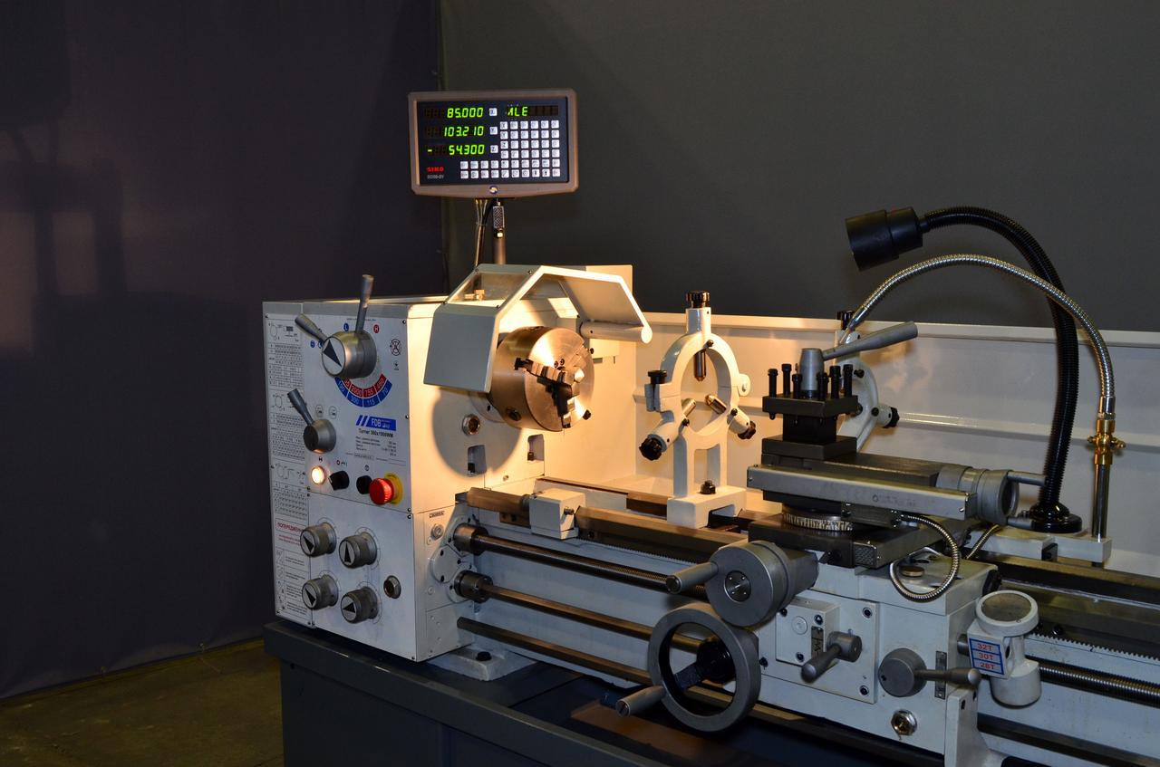 Токарный станок FDB Maschinen Turner 360x1000WM