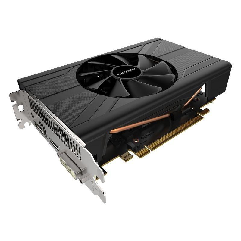 Видеокарта SAPPHIRE Radeon RX570 Pulse 4g 11266-34-20g