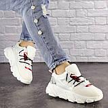 Женские кроссовки Fashion Duncan 1531 38 размер 24 см Белый, фото 5