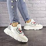 Женские кроссовки Fashion Duncan 1531 38 размер 24 см Белый, фото 6
