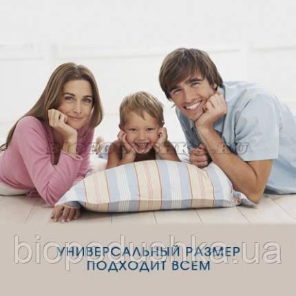 Гречневые подушки для всей семьи