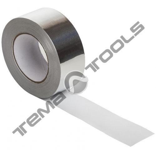 Термостойкий алюминиевый скотч 10 м