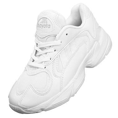 Жіночі кросівки Bayota 39 white, фото 3