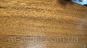 Профнастил ПС-10, дуб золотой, 0.35мм, фото 3