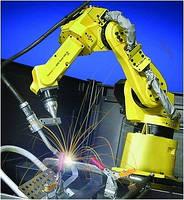 Комплексы для дуговой сварки на базе роботов Fanuc