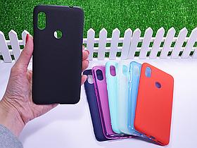 Силиконовый TPU чехол для Xiaomi Redmi Note 6 Pro