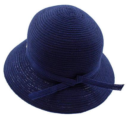 Шляпа женская Marmilen Хилл темно синяя ( DM-041-05 ), фото 2