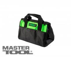 MasterTool  Сумка для инструментов 310*190*230 мм, 1680 DEN, 3 кармана, Арт.: 79-1912