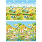 Игровой коврик Comflor Fruit Farm размер: 1850х1250х11 мм (8047)
