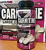Жироспалювач L-Carnitine 1000 mg Vision Nutrition 100 caps.