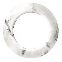 Одноместная рамка RENOVA белый мрамор, Schneider Electric, WDE011460