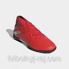 Сороконожки adidas Nemeziz 19.3 TF Jr F99941