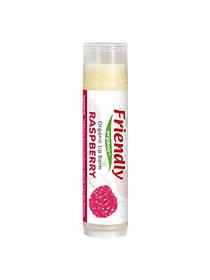 Органический бальзам для губ Friendly organic малина 4,25 гр