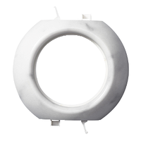 """Рамка для комбинаций """"Средняя"""" RENOVA белый мрамор, Schneider Electric, WDE011462"""