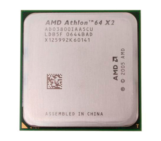 Процессор AMD Athlon 64 X2 3800+ /2(2)/ 2GHz