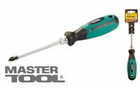 MasterTool  Отвёртка крестовая  РН3*150 усиленная, Арт.: 45-8315