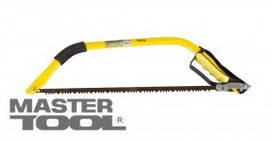 MasterTool  Пила лучковая 530 мм 4TPI с эргономичной ручкой, Арт.: 14-6913