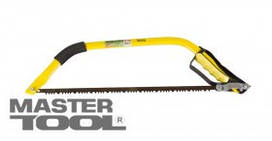 MasterTool  Пила лучковая 760 мм 4TPI с эргономичной ручкой, Арт.: 14-6914