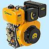 Двигатель дизельный SADKO DE-300 шпонка (6.0 л.с.)