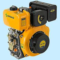 Двигатель дизельный SADKO DE-300 шпонка (6.0 л.с.), фото 1