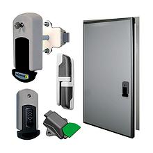 Фурнитура для дверей холодильных камер