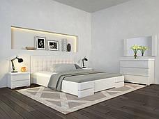 Кровать Arbordrev Регина Люкс квадрат (Бук), фото 2