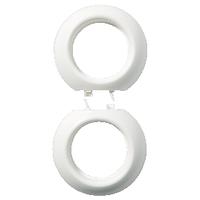 "Рамка для комбинаций ""Боковая"" RENOVA белая, Schneider Electric, WDE011402"
