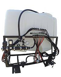 Комплект переоборудования КРН 5,6 для внесения жидких удобрений