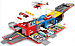 Детский игровой гараж-паркинг Пожарная станция LA-038, фото 3