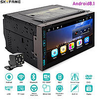 2din Автомагнитола Pioneer FY6309 DVD,GPS, WiFi + 4Ядра +Android  6 + КАМЕРА, фото 1