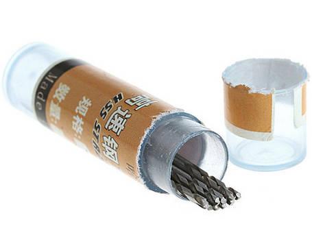 Сверло для печатных плат 1 мм спиральное, фото 2