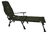 Кресло карповое Elektrostatyk FK2 с подлокотниками+ Pod