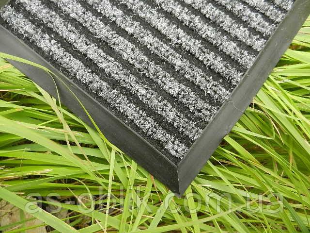 Решіток килим на поріг 635х595 мм Форест