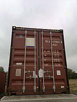 Контейнеры морские 40 футов