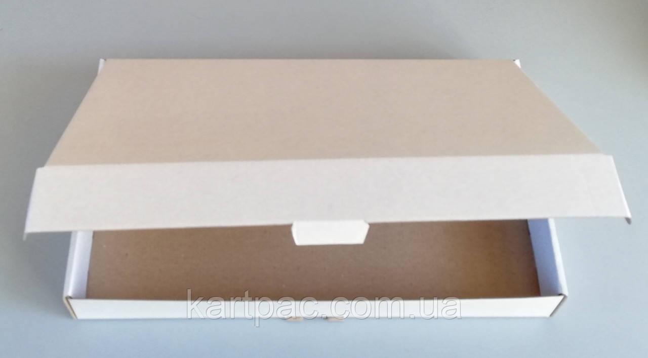 Гофроящик картонная коробка 400*240*50