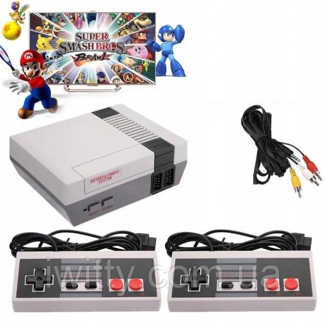 Приставка в ретро стиле Retro Mini Game 500 игр