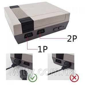 Приставка в ретро стиле Retro Mini Game 500 игр, фото 2